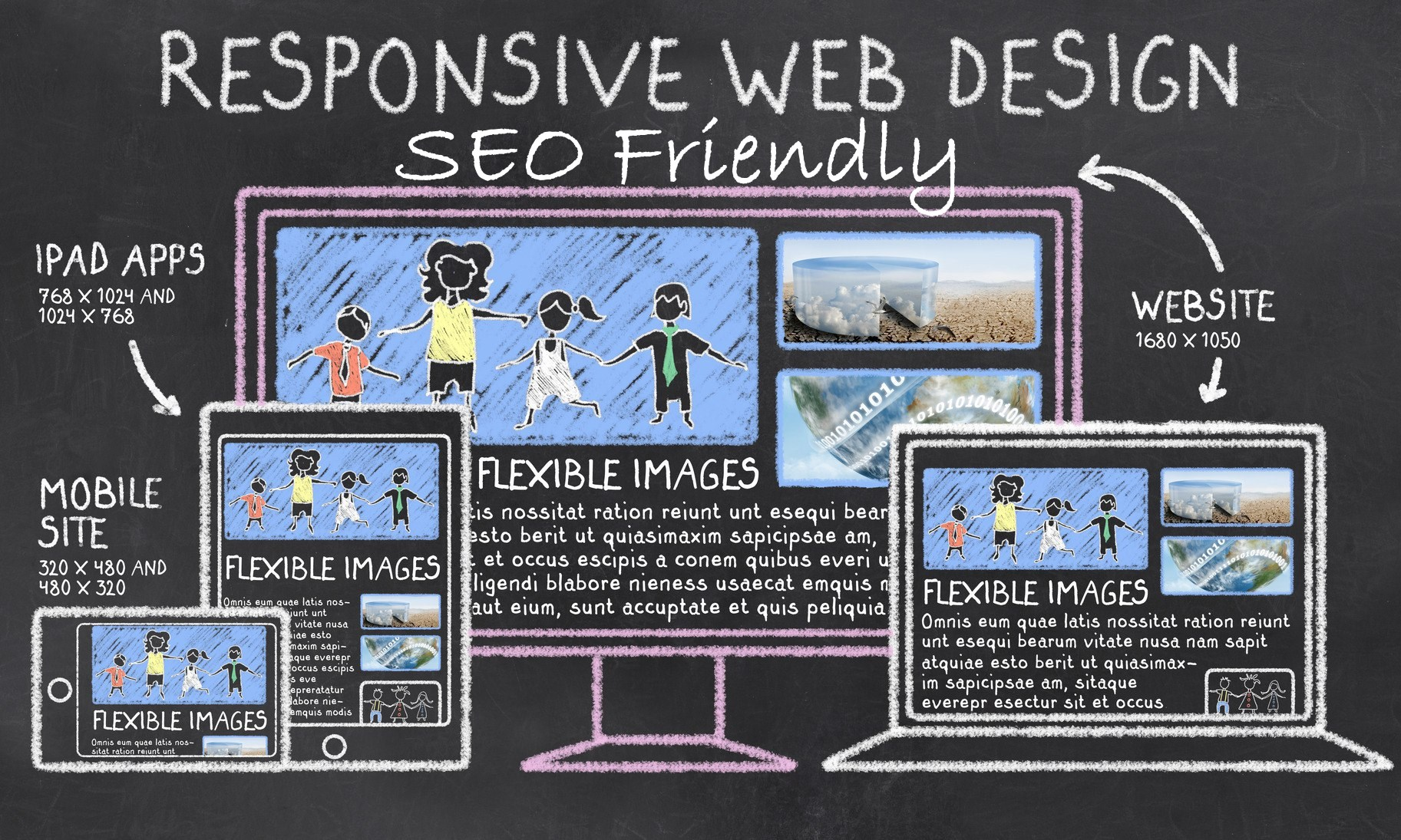 debello website design seo friendly